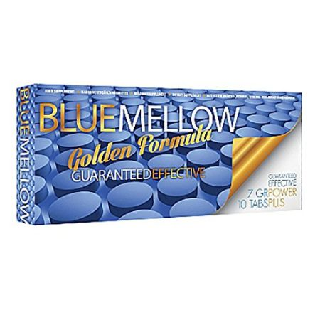 Blue Mellow 10 Capsules