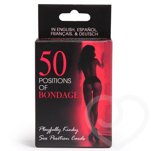 секс карти ''50 Positions Of Bondage''
