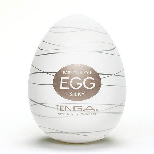 Tenga Egg Easy One-cap - Silky