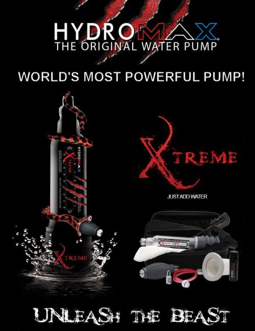 HYDROMAX The BEAST - The Original Water Pump