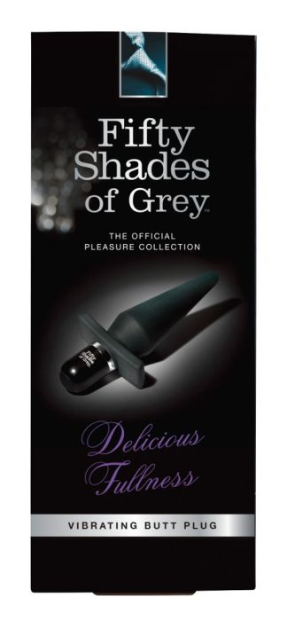 Delicious Fullness by Fifty Shades of Grey