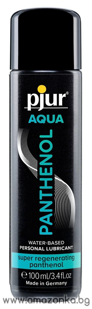 pjur AQUA Panthenol 100ml.