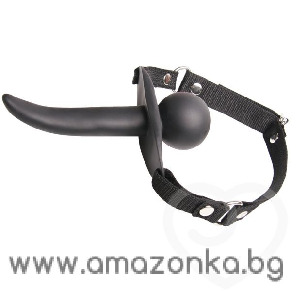 Fetish Fantasy Ball Gag with Dong