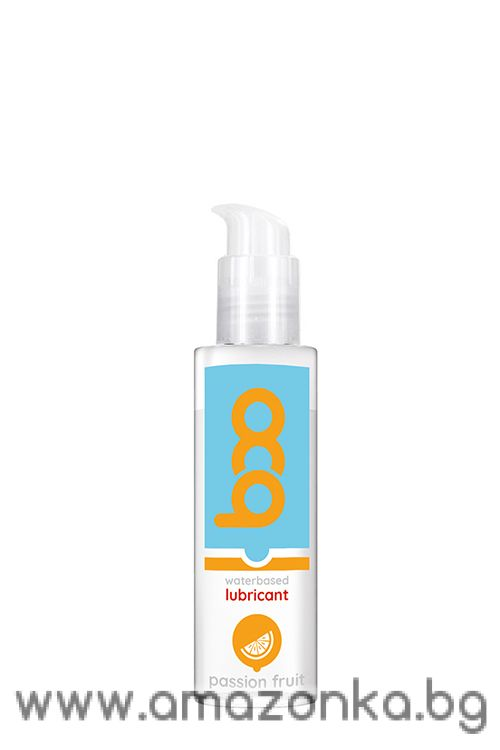 BOO FLAVORED LUBRICANT PASSION FRUIT 50M