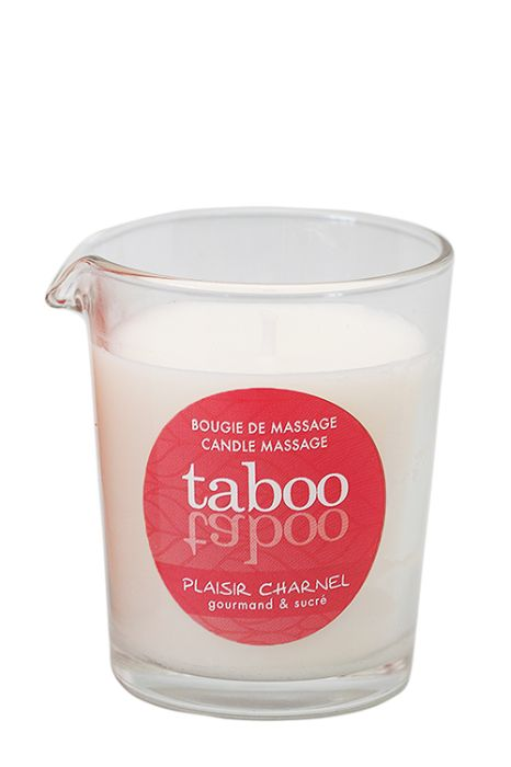TABOO PLAISIR CHARNEL CANDLE FOR HER 60g.