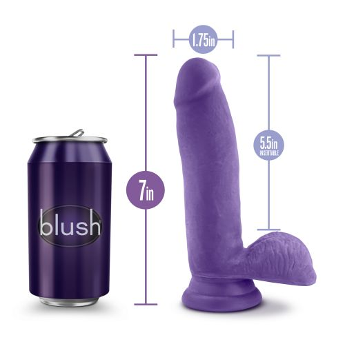 AU NATUREL BOLD PLEASER 7INCH DILDO