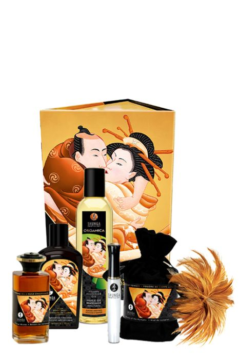 NEW - SHUNGA SWEET KISSES COLLECTION KIT