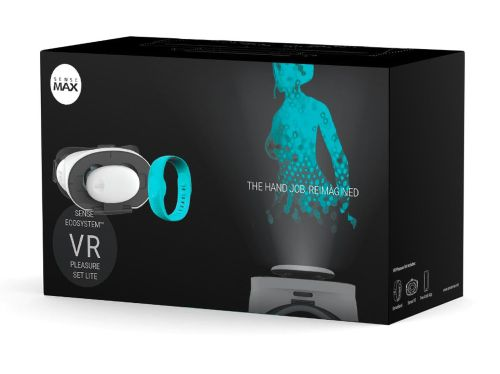 SenseMax VR Pleasure Set Lite